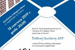 Dotknij Kultury 2019 plakat_studio nośne Agnieszka Bernas